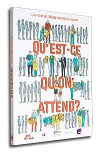 DVD - Qu'est-ce qu'on attend ? Marie Monique ROBIN